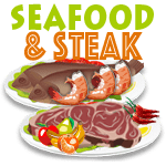 Seafood & Steaks