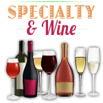 Specialty & Wine