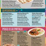 Enchiladas Quesadillas & Chicken